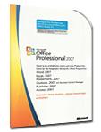 Microsoft Office 2007 Professional, MLK V2