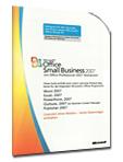 Microsoft Office 2007 Small Business Edition, MLK V2