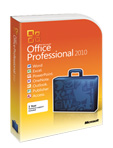 Microsoft Office 2010 Professional D PKC, x32/x64