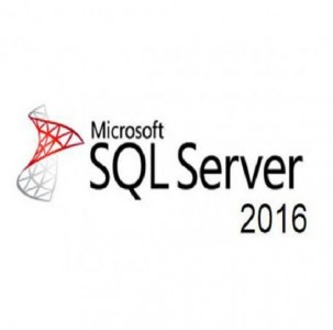 Microsoft SQL Server 2016 Standard - Vollversion - 10 CALs