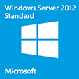 Microsoft Windows Server 2012 Standard x64 2CPU/2VM R2