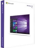 Microsoft Windows 10 Professional 32/64bit Box-Pack Deutsch