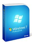 Microsoft Windows 7 Professional 32bit SP1